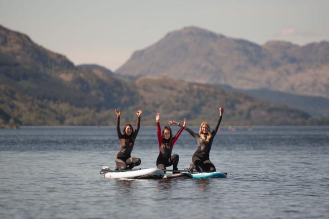 Loch Lomond SUP