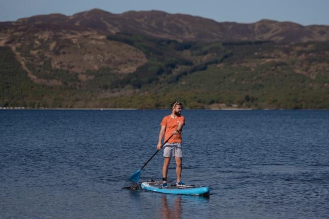 Inchmoan, Loch Lomond