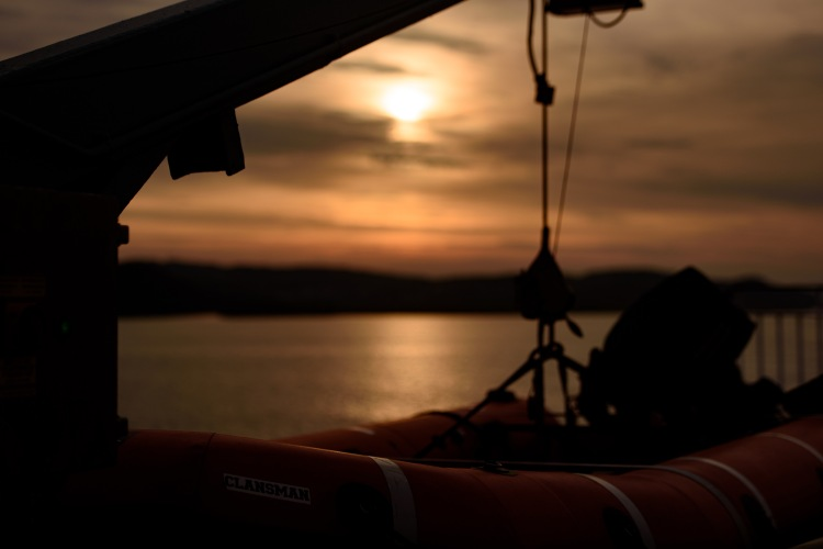 calmac-sunset
